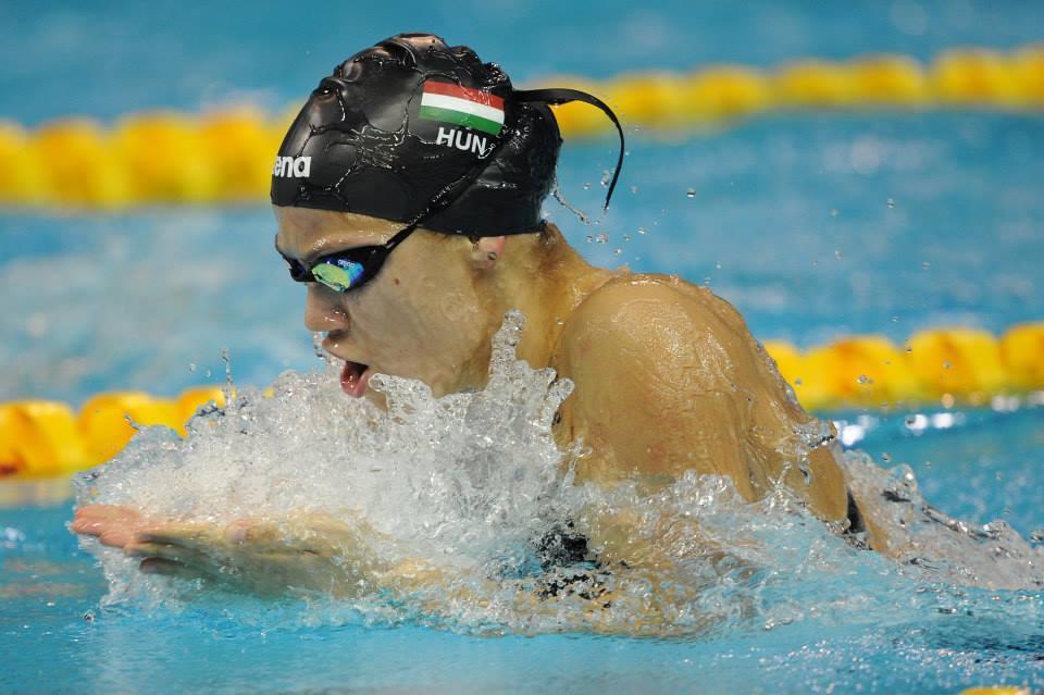 Nanjing Ifjúsági Olimpia 200 mell