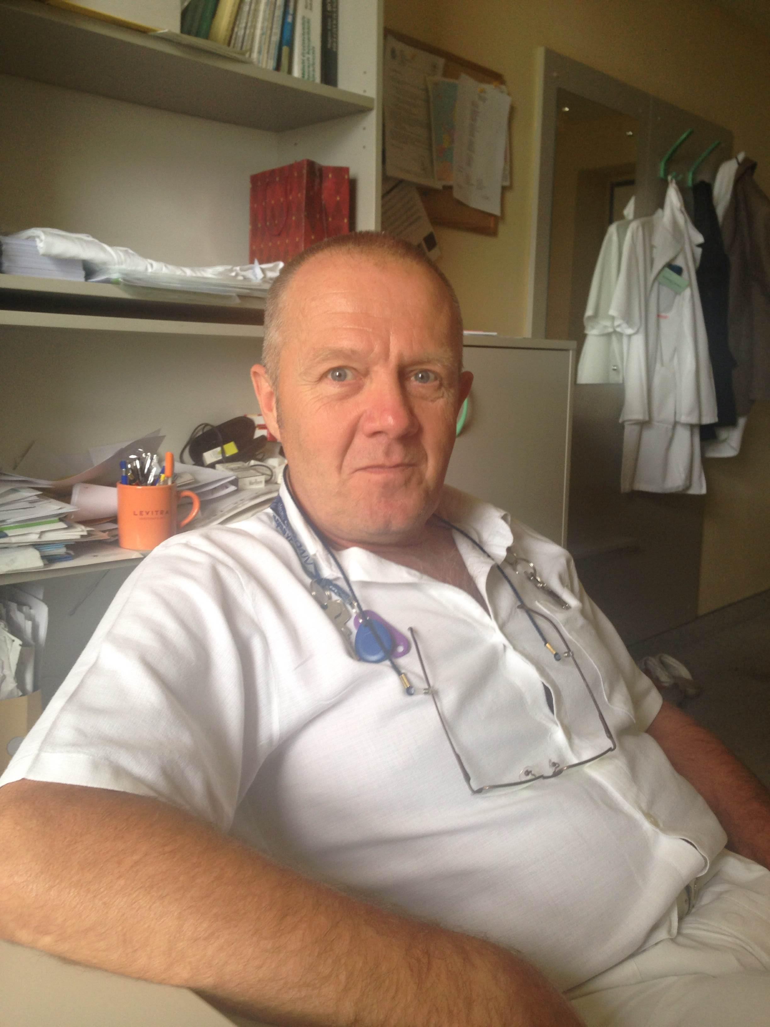 Dr Hermann János urológus főorvos