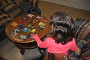Projekciós kártyajáték terápia