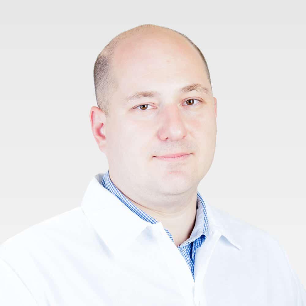 Dr Baranovics Peter Cmed