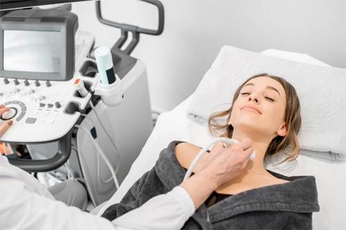 A pajzsmirigy ultrahangvizsgálata